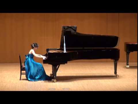 (現:高3)/ピアノ歴11年